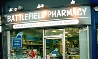 Batllefield Pharmacy
